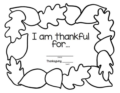 What am i thankful for essay